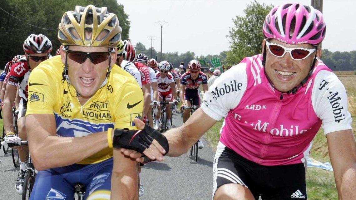 Lance Armstrong teilt emotionalen Post mit Jan Ullrich: Er hat sich zurück ins Leben gekämpft