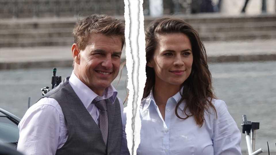 Nach einem Jahr: Tom Cruise und Hayley sollen getrennt sein