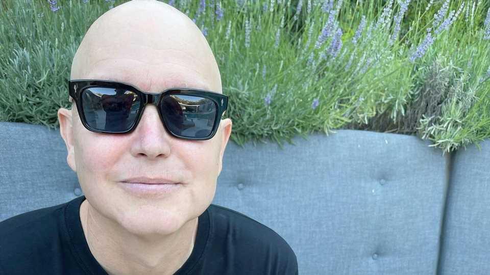 Nach fünfter Chemo: Blink-182-Star Mark Hoppus ist krebsfrei