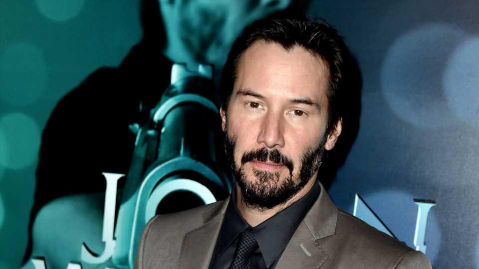"""Nach """"Matrix"""": Keanu Reeves dreht schon wieder in Berlin!"""