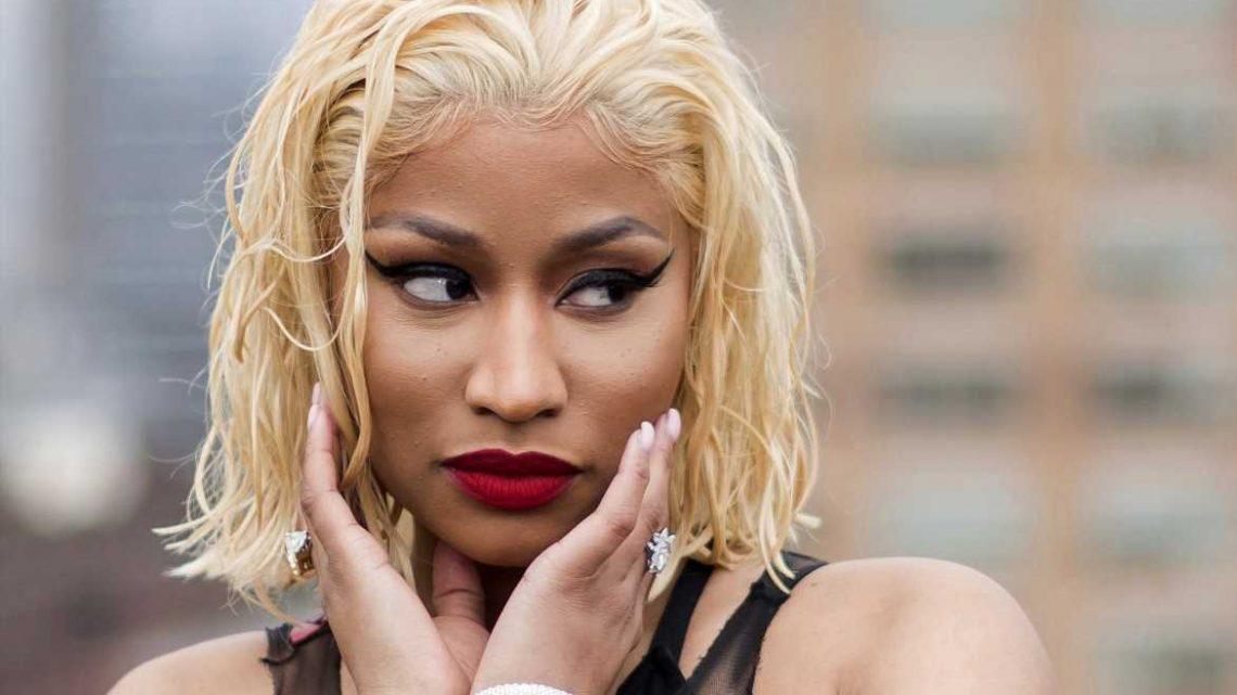 Nicki Minaj beruhigt! Corona Impfung lässt die Hoden nicht anschwellen