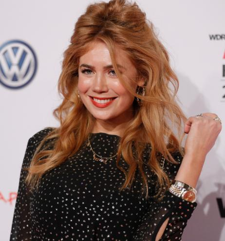 Palina Rojinski: Auf diese 1-Euro-Haarkur schwört die Moderatorin