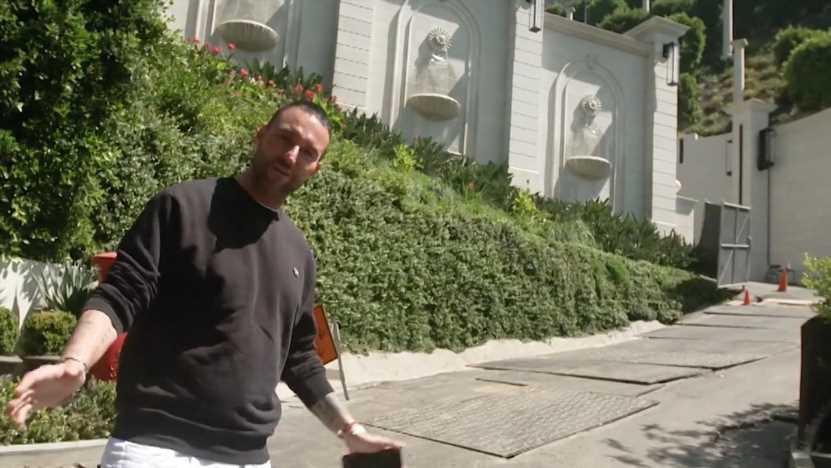 Philipp Plein zeigt uns exklusiv sein XXL-Luxus-Anwesen