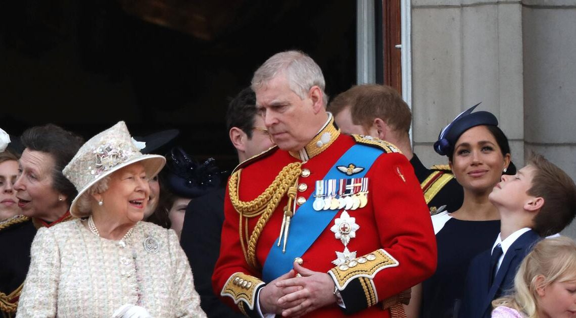 Prinz Andrew akzeptiert Zustellung von US-Missbrauchsklage