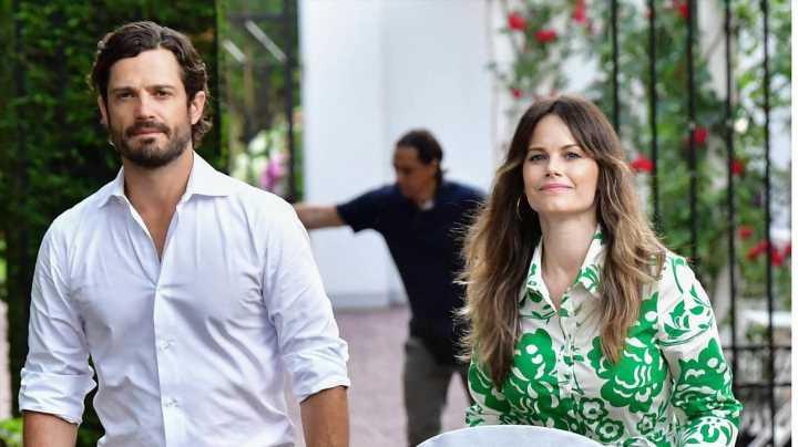 Prinz Carl Philip + Sofia: Elternzeit – doch darauf müssen sie verzichten