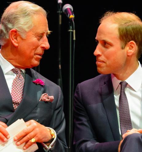 """Prinz Charles: """"Hitzige Gespräche"""" mit William"""