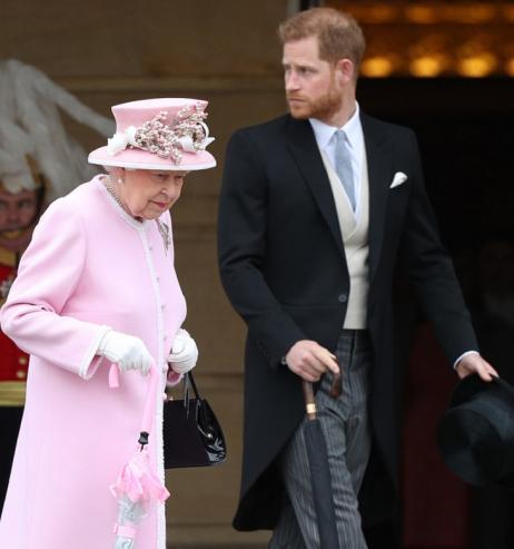 Prinz Harry: Heimliches Treffen mit der Queen!