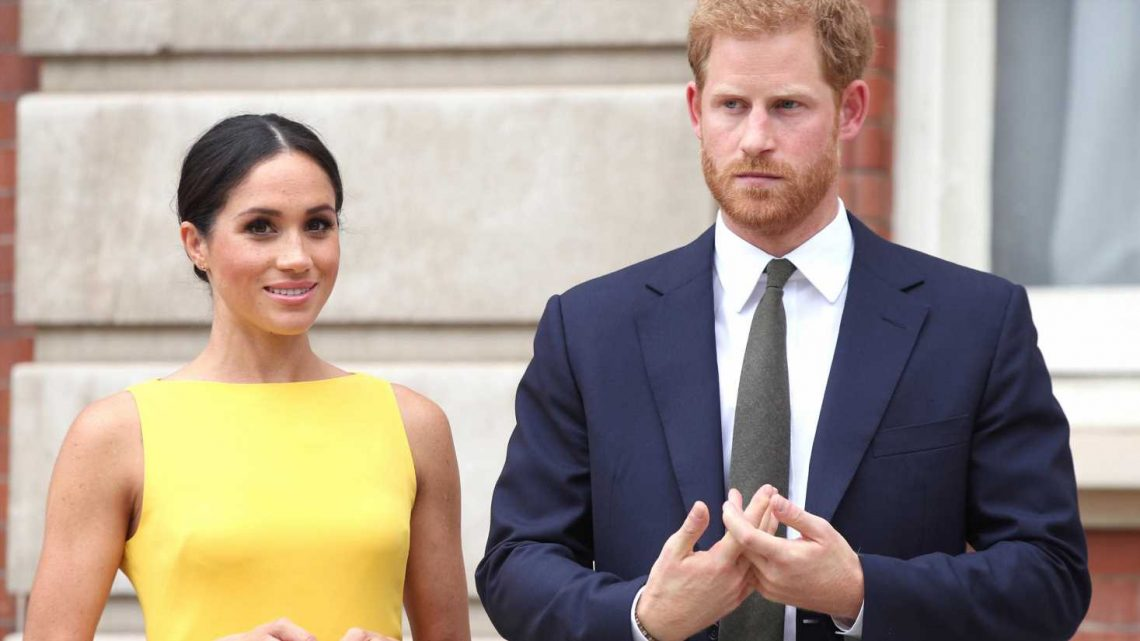 Prinz Harry und Herzogin Meghan kassieren Buhrufe und Pfiffe
