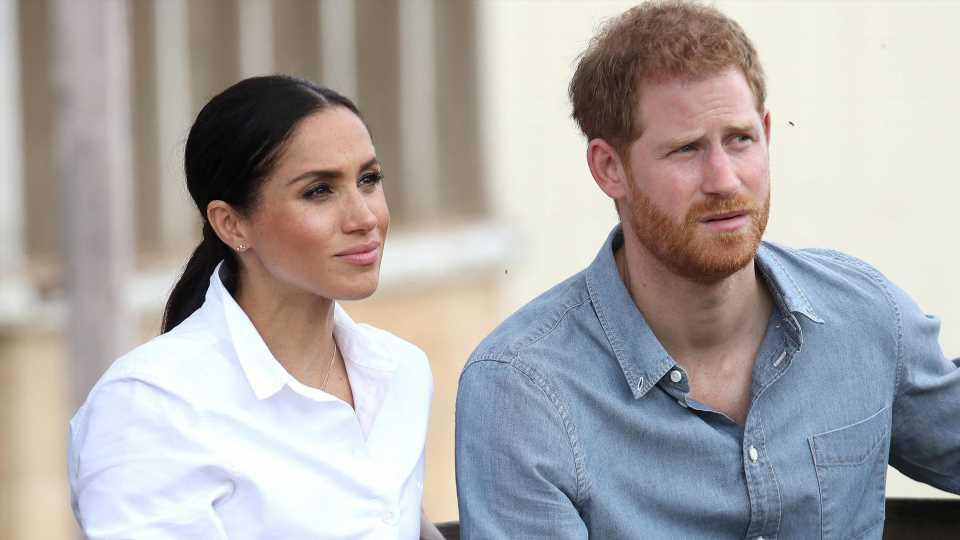 Prinz Harry und Herzogin Meghan unbeliebt wie noch nie