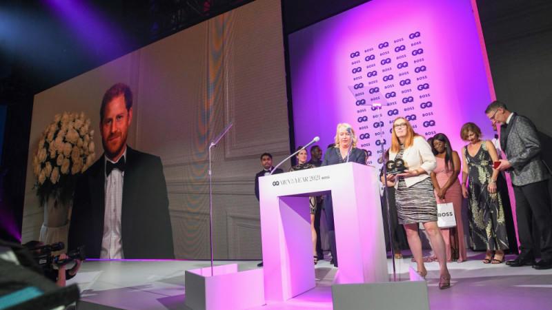 Prinz Harry warnt vor zahlreichen Fehlinformationen über die COVID-19-Impfstoffe