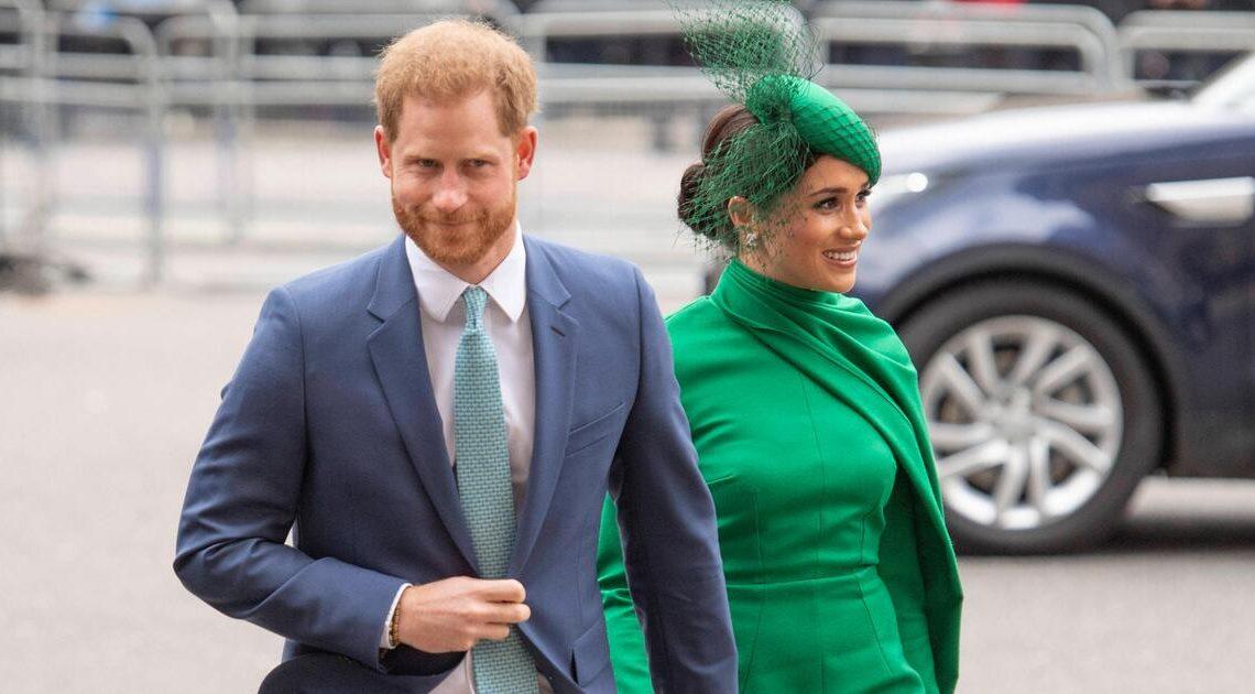 Prinz Harrys und Herzogin Meghans Beliebtheit erreicht Rekordtief