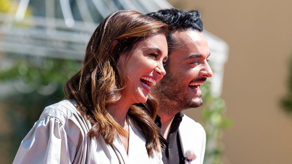 Romantisch! Jana Ina und Giovanni Zarrella planen 2. Hochzeit auf hoher See