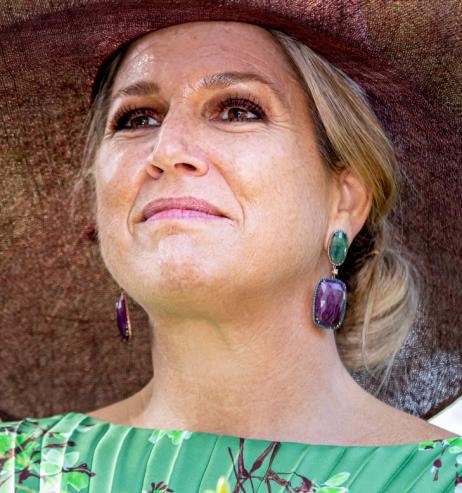 Royals: Verletzung von Königin Máxima wirft Fragen auf