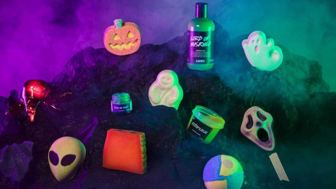 Schaurig-schöne Selfcare für Film-Fans und Co: Die Lush Halloween-Kollektion 2021