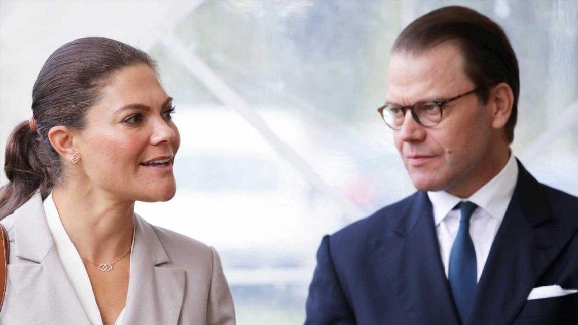 Schwedens Kronprinzessin Prinzessin Victoria allein auf Reisen: Prinz Daniel sagt alle Termine ab