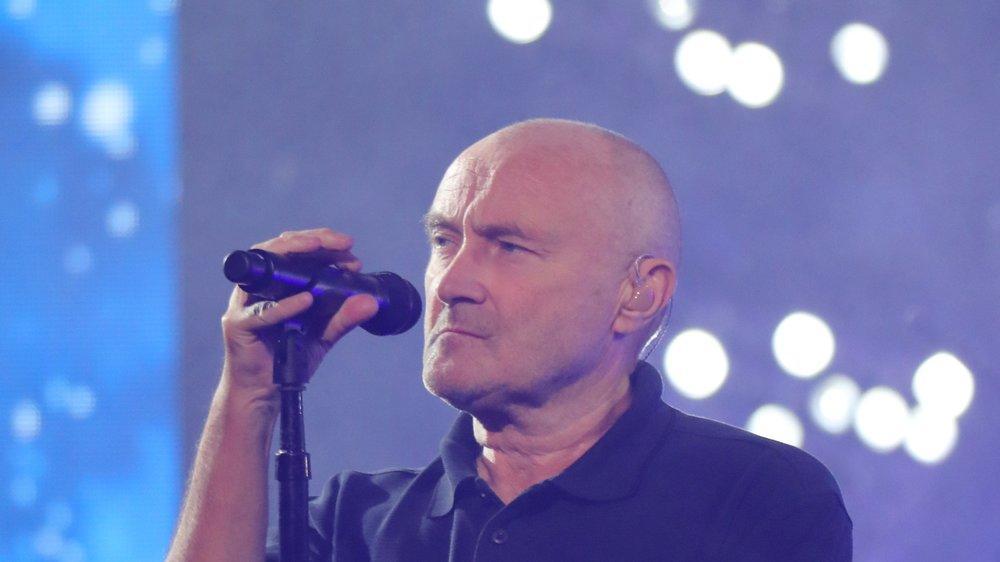 """Sorge um Phil Collins: """"Ich kann kaum einen Drumstick halten"""""""