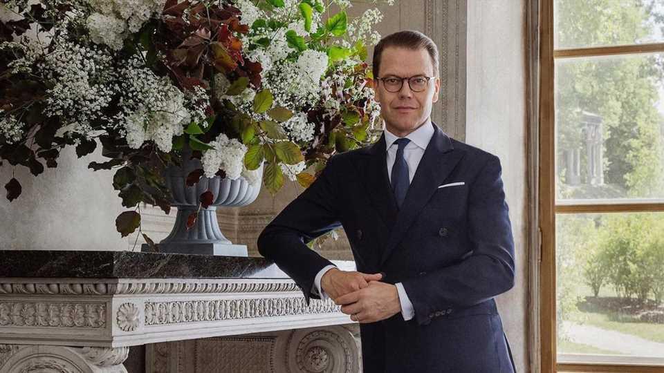 Sorge um Prinz Daniel: Alle Royal-Termine wurden abgesagt