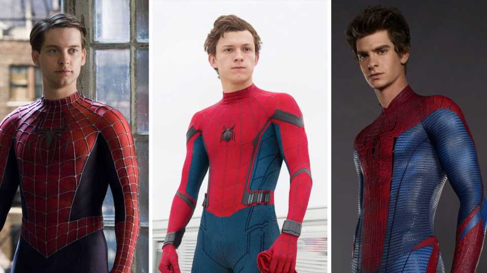Tobey, Tom oder Andrew: Wer ist der heißeste Spider-Man?
