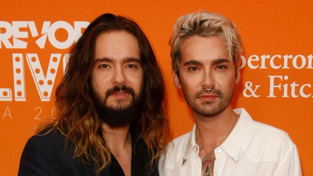 Tom und Bill Kaulitz werden 32: So gratulieren Heidi und Leni Klum