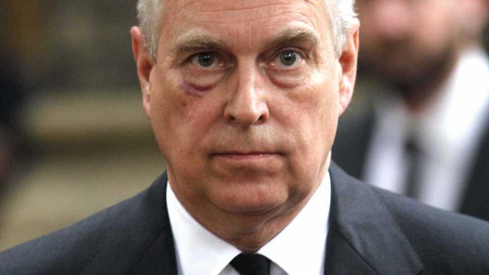 Umsonst versteckt: Prinz Andrews Missbrauchsklage zugestellt