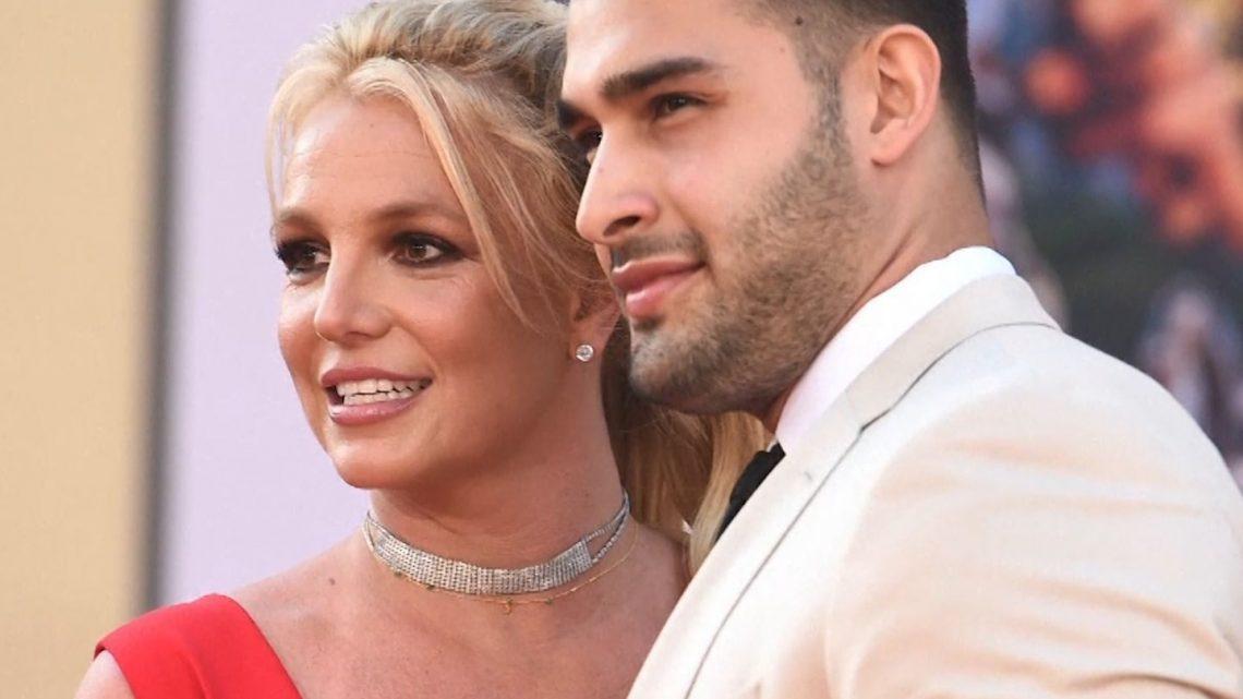 Verlobt: Britney Spears und Sam Asghari wollen heiraten
