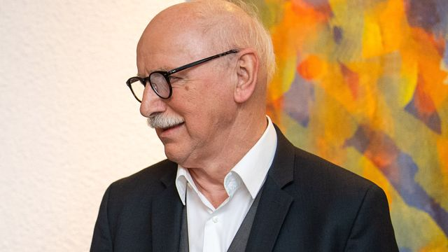 "Wieland Backes wird 75 – ""Es geht mir gut"""