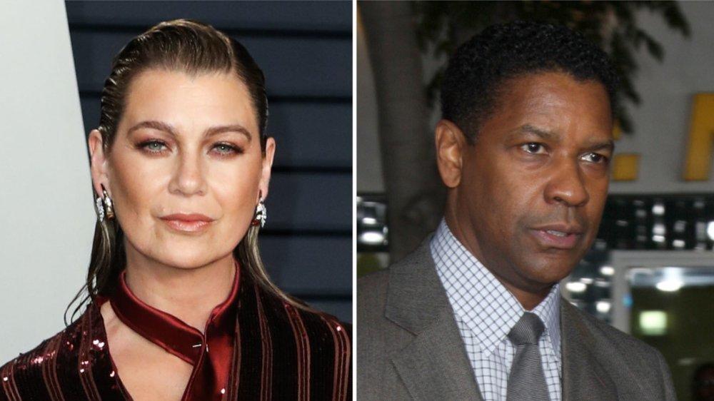 """""""Grey's Anatomy"""": Ellen Pompeo hatte Mega-Streit mit Denzel Washington"""