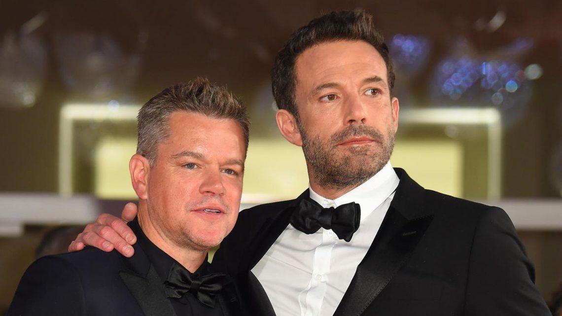 Ben Affleck: Fans sind enttäuscht! Keine Kussszene mit Matt Damon
