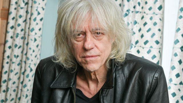 """Der """"Live Aid""""-Macher Bob Geldof wird 70"""