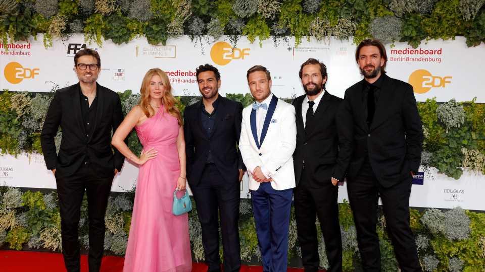 Deutscher Filmpreis 2021: Das sind die glücklichen Gewinner