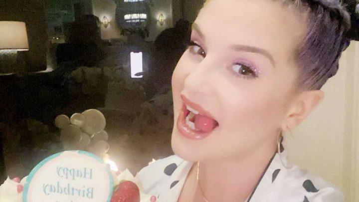 Doch kein Rückfall: Kelly Osbourne seit fünf Monaten trocken