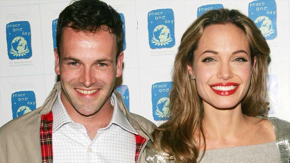 Erneut: Angelina Jolie mit Ex-Mann Jonny Lee Miller erwischt