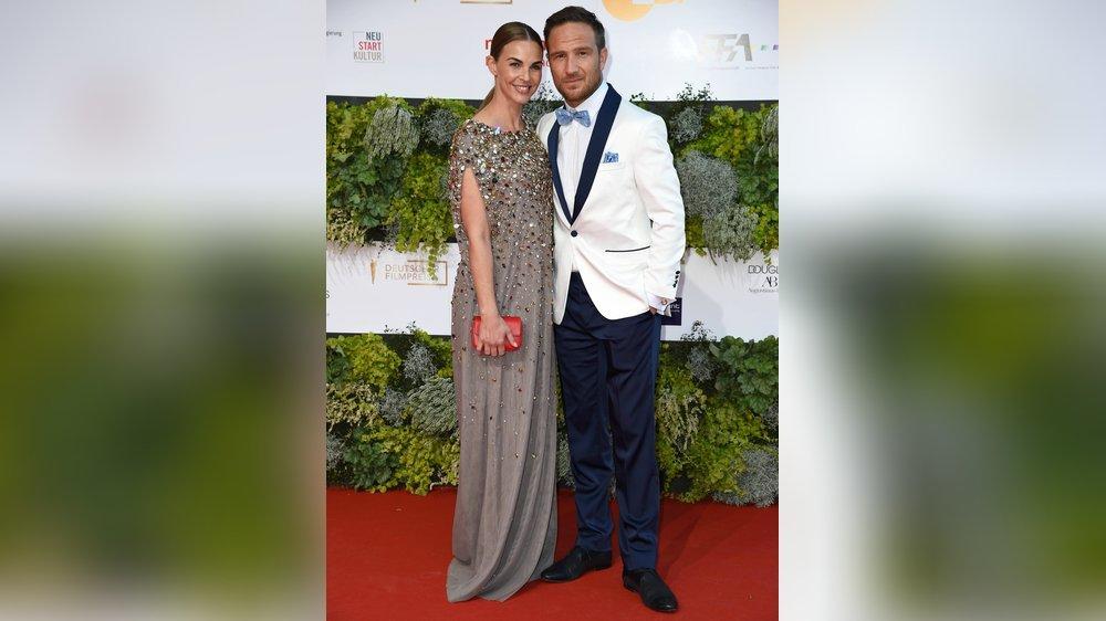 Frederick und Annika Lau: Glamour-Auftritt beim Deutschen Filmpreis