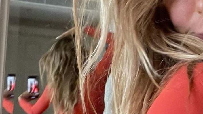 Heidi Klum: Diese kuriose Popo-Promo sorgt für einen Hingucker