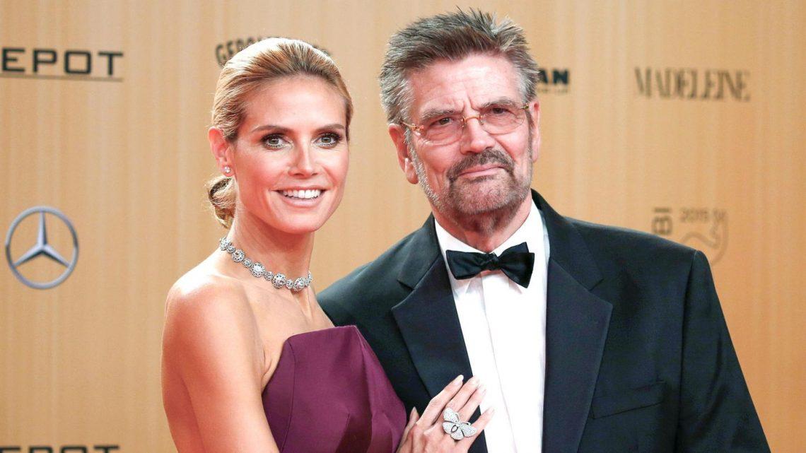 Heidi Klum: Papa Günther ist jetzt auch Gastwirt