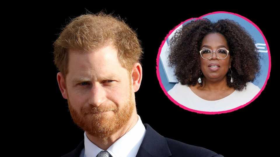 Heimlich geplant: Bereitete Harry 2018 Oprah-Interview vor?