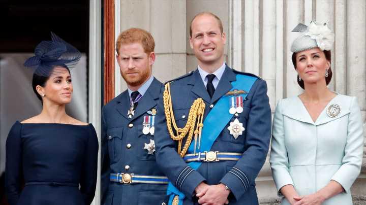 Herzogin Meghan + Prinz Harry: Das kopieren sie laut Experten von Kate und William
