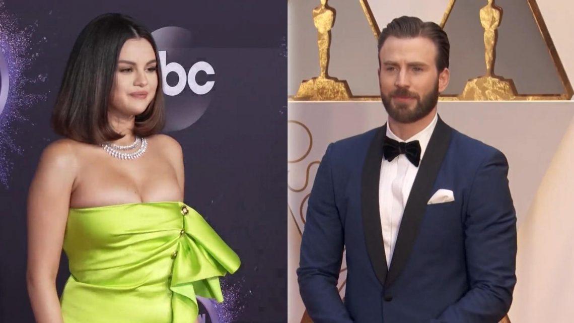 Hollywoodgerücht: Was läuft zwischen Selena Gomez und Chris Evans?