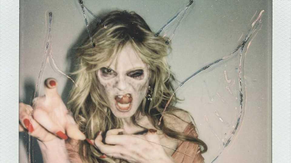 In Grusel-Looks: Heidi Klum stimmt sich auf Halloween ein