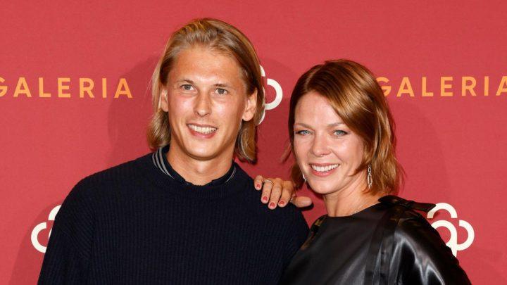 Jessica Schwarz: Red-Carpet-Debüt mit Ehemann Louis