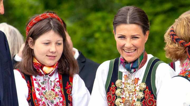 Märtha Louise: Tochter Maud tritt in die Fußstapfen ihres verstorbenen Vaters Ari Behn