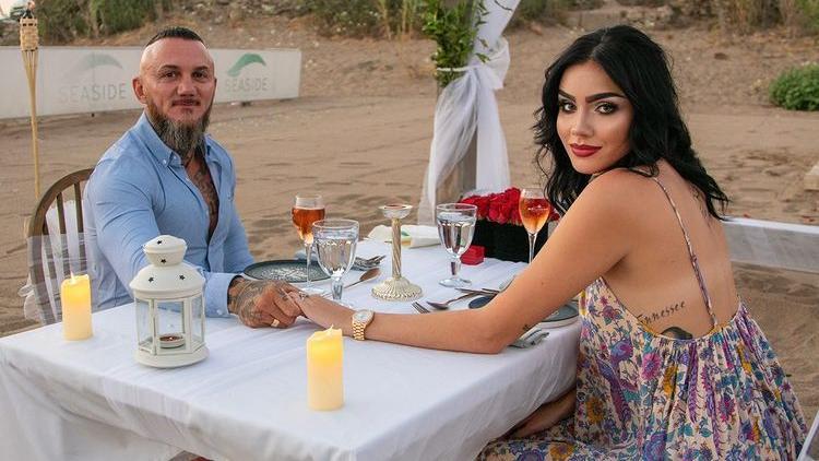 Miranda DiGrande alias Nathalie Volk postet Erinnerungsfoto vom kitschigen Verlobungsdinner