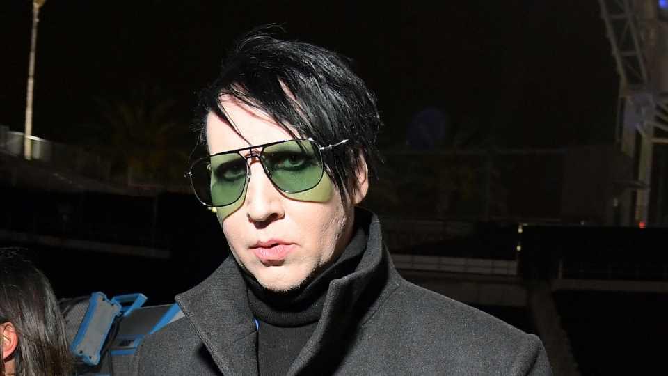 Missbrauchsprozess gegen Marilyn Manson wird fortgesetzt