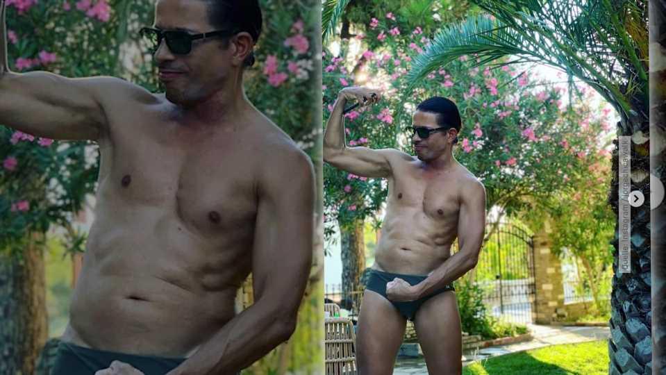 Mit 54 fit wie ein Turnschuh – das ist Jorge González' Geheimnis!