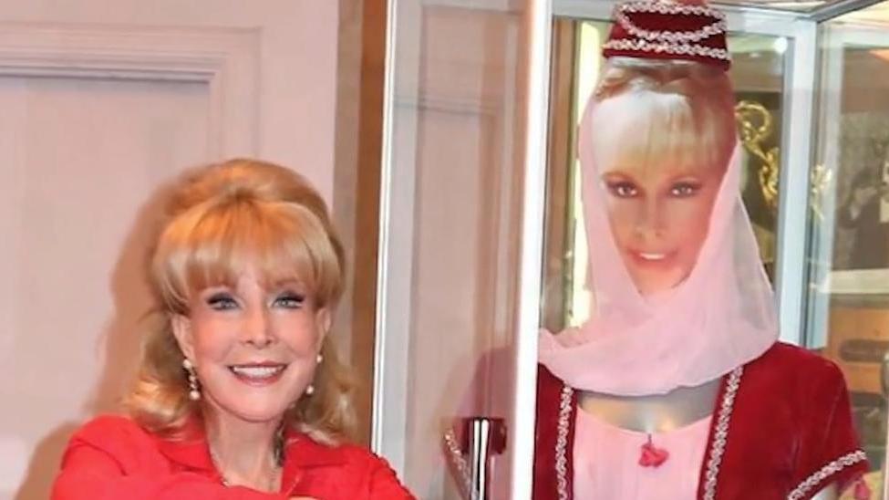 """Offene Worte: """"Bezaubernde Jeannie"""" Barbara Eden spricht über den Tod ihrer zwei Kinder"""
