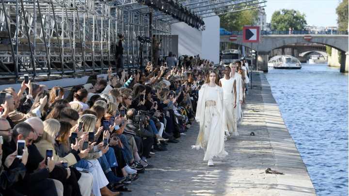 Paris Fashion Week: Die neusten Trends vom Laufsteg