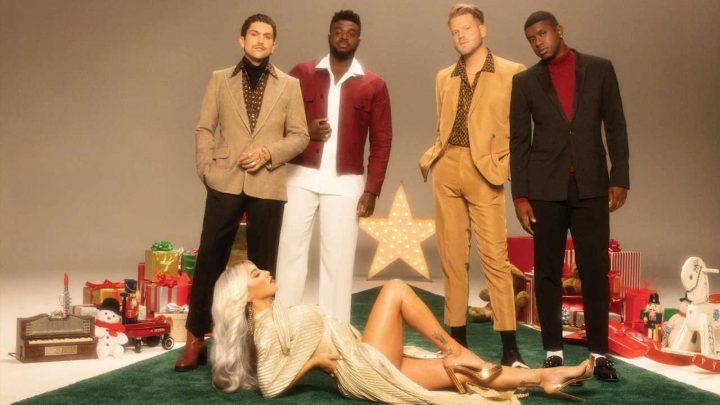 """Pentatonix läuten mit neuem Christmas Album """"Evergreen"""" die Weihnachtszeit ein"""