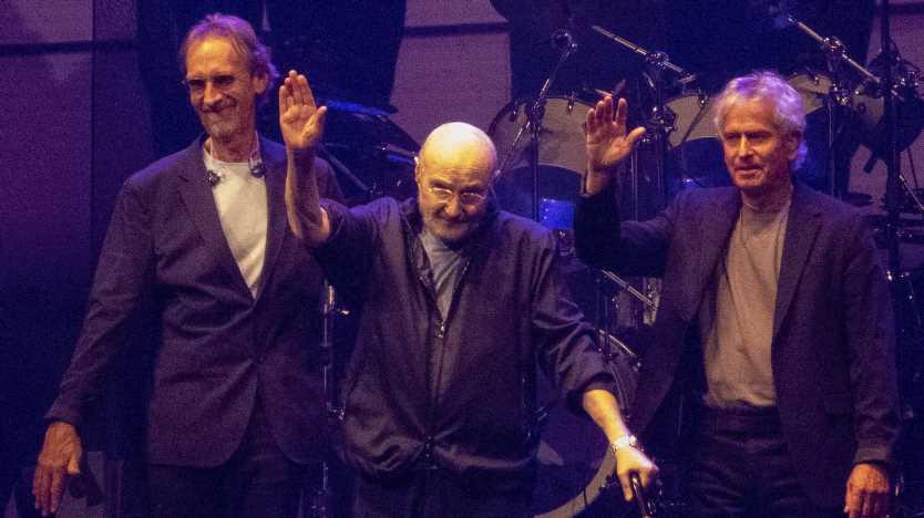 Positive Corona-Tests: Genesis cancelt vier Konzerte