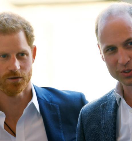 Prinz Harry: Machtwort von William!