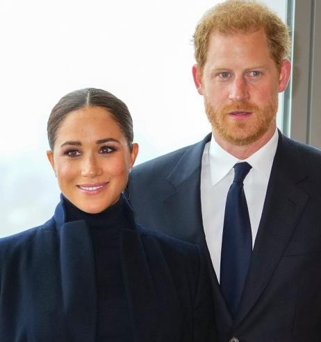 Prinz Harry und Meghan Markle: Ungewöhnlich! Dieser Rapper lädt sie zu Thanksgiving ein